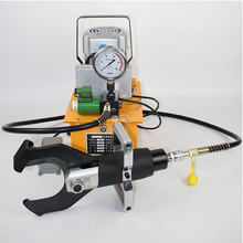 CPC-105C Electric Hydraulic Cable Cutter cut 105mm armoured Cu/Alu cable