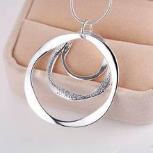 2016 Fashion Jewelry Big Round Necklace Special Gift For Friends AN200