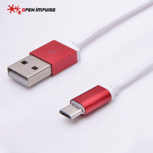 Buy Free Micro USB Cable Fast Charging Mobile Phone Android Cable Adapter 1m USB Data Charger Cable Samsung HTC LG for $2.50 in AliExpress store