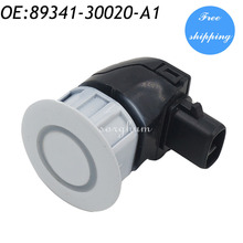 PDC Parking Distance Control Sensor For Toyota Crown Majesta Lexus IS250 IS350 GS300 White 89341-30020-A1 89341-30020
