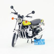 Free Shipping/1:12/Diecast Motorcycle Toy Model/Kawasaki 1973 900 Super 4 (Z1) Classic/Educational Collection/Toy for Children