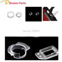 iBroken Parts 50PCS Plastic Camera Holder for iPhone 4 5 6 6s plus 7 Proximity Sensor Front Camera Holder Clip Bracket(China)