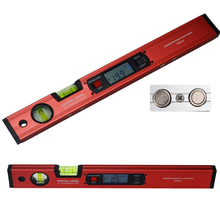 400mm Bubble Level Digital Angle Level Meter Gauge 16inch Electronic Protractor Digital Level Inclinometer Measuring Tools