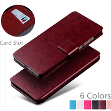 Wallet Business Flip Leather Mobile Phone Bags Cases for LG K5 QX220 X220 X220DS Hard Back Cover Case for LG K5 &Card Holder(China)