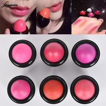 Dumb smooth lip little magic ball eggs protect wet spherical ball lipstick lipstick lip gloss M02700