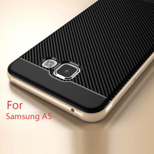 Case For Samsung Galaxy A5 2016 Mobile Case Cover Hybrid TPU + PC Frame Silicone Back Cover For Samsung A5 2016 Case A510 A510F