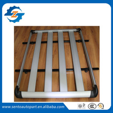 140*90cm Aluminium alloy SUV roof rack Basket Top Luggage Carrier fit for universal car