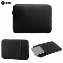 ONLENY Breathable Notebook Laptop Sleeve Case Computer Netbook Bag Shockproof Carry Bags 3 Color For Macbook 11/13/15 Inch HOT