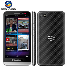"Original BlackBerry Z30 Unlocked cell phone 8.0MP Camera 5 "" Screen Dual-Core 16GB ROM 3G&4G WIFI GPS z30 mobile phone(China)"