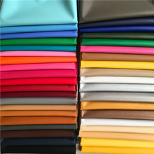 Faux PU Leather Fabric 0.7mm Thickness Synthetic Leather for Bag tissu cuir Artificial Leather for sewing material Wholesale