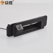 Car Trunk Handle Camera Mercedes Benz C Class W205 CLA W117 Car Rear View Camera Backup Reverse Parking Rearview Camera 8021