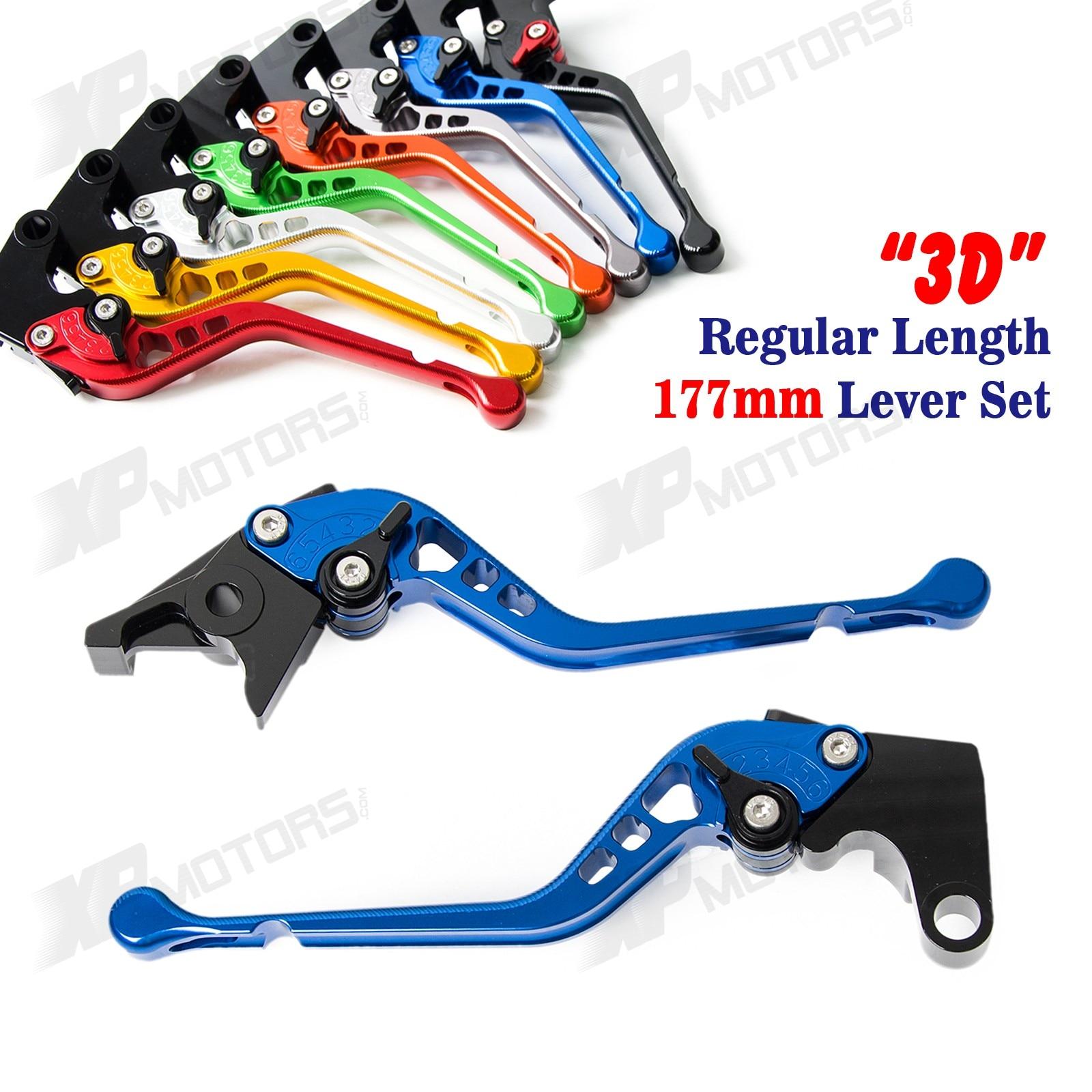 CNC 3D Long Brake Clutch Levers for Yamaha FZ1 Fazer 06 2007 2008 2009 2010 2011 2012 2013<br><br>Aliexpress