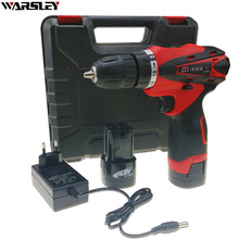 16.8V power tools electric drill Screwdriver Electric Cordless Drill Like Speed Dremel Mini Drill EU plug New style 2 battery(China)