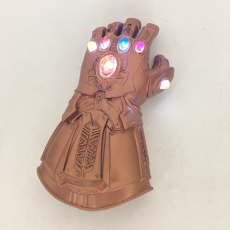 Thanos Cosplay Mask & Gauntlet Take Control of Your Infinity Saga Universe 12
