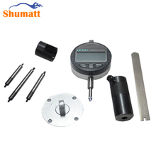 Diesel Engine Common Rail CRS Injector Valve Assembly Measuring Tools for Denso/Bosch Stage 3 Tightness Shims Gap Tester
