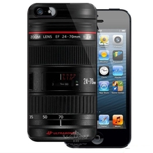 0561 Canon 24-70mm F2.8 lens Notebook Camera cell phone bags case cover for iphone 4S 5S 5C SE 6S 7 PLUS Samsung S6 S7 NOTE IPOD