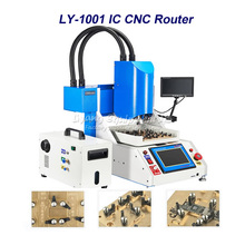 IPhone Milling Machine LY 1001 automatic IC router  Polishing machine for iphone repairing