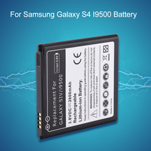 Mobile Phone Battery 3.7V 2800mAh Mobile Phone Built-in Lithium Battery Replacement Battery For Samsung Galaxy S4 I9500