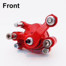 Front Caliper Disc Brake For 43cc 47cc 49cc Pocket Bike Mini Dirt Pit Bike Gas Scooter Motorcycle