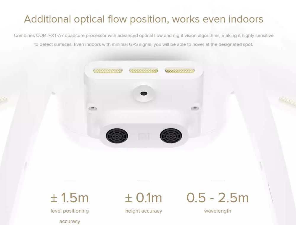 Original Xiaomi Mi Drone English Version WIFI FPV With 4K Camera 3-Axis Gimbal HD Camera For RC Camera Drones Accessories Accs (15)