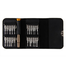ferramentas 1Set 25 in 1 Torx Screwdriver Repair Tool Set For iPhone Cellphone Tablet PC mobile phone repair tool hand tool kit