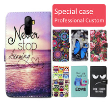 Buy Fashion cartoon printed flip wallet leather case Elephone U, Pro Card Slot phone bag book case,free gift for $4.49 in AliExpress store