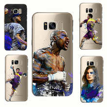 Sport Baseball Hockey Boxing volleyball American Football Cover Soft Phone Case for Samsung S6 S7 Edge S8 plus note 4 5 8 A5 A7(China)