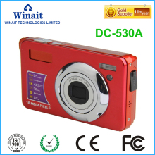 "Full HD 1080P Digital Camera DC-530A 18MP Shooting 3x Optical Zoom 32GB SD Card Slot PC Webcam 2.7"" HDV Camcorder Professional"