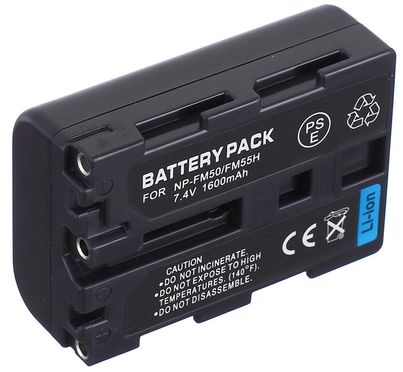 Batería para Sony Mavica MVC-CD400 MVC-CD500 MVC-CD200 MVC-CD300 350 400 CD500
