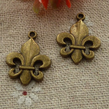 210 pieces bronze plated nice charms 22x17mm #3088