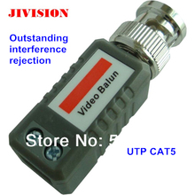 UTP Video Balun with Surge Protection CAT5 cable transmition CCTV camera balun