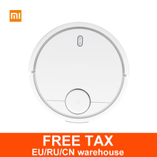 XIAOMI mi Robot Vacuum Cleaner MIHOME Smart Planned Type ASPIRADOR WIFI App Control S Path Cleaning Auto Charge LDS Scan Mapping