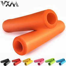 Bike Grips UltraLight Silicone Material Handlebar Grips High Density MTB Bicycle Handlebar Anti-slip Cycling Grips Bicycle Parts