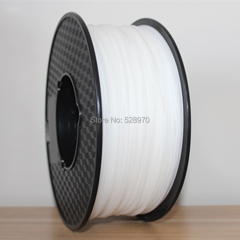 FREE SHIPPING 1kg 2.2lb 1.75mm White HIPS Filament for 3D Printer/3D Printing Material/FDM 3D Printing Filament 3d printer<br>
