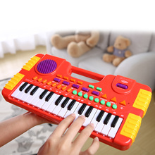 Kids Musical Toy For Children 31 Keys Electronic Piano keyboard Baby's musical instrument Girl Music Educational Toy Gift(China)
