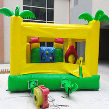 Cheap Inflatable Bouncers For Sale Children'S Cheap Inflatable Bounce House(China)
