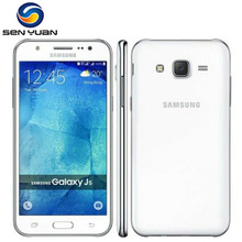 "Original Samsung Galaxy J5 Mobile Phone J500F J500H Cell Phone Quad core 1.5GB RAM 8GB ROM 5.0 ""Touch screen Dual Sim  j5 phone"