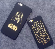 Hot Movie Star Wars Ultra Thin Matte Frosted PC Shell Cover Case For iPhone 6 6 Plus SE 5 5s Darth Vader Stromtrooper Phone Case