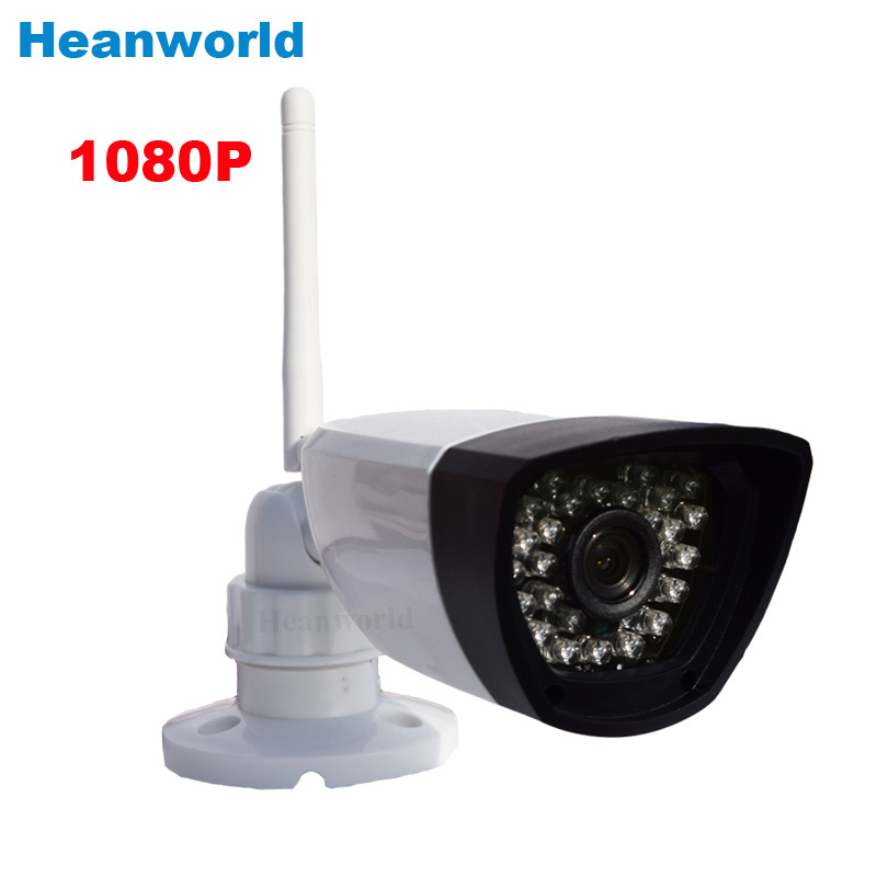 P2P ONVIF 1080P Wireless Wired IP Camera WifI webcam HD Home Surveillance Video Security Camera CCTV Network Night Vision IP Cam(China (Mainland))