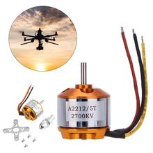 1x A2212 2700Kv Brushless Outrunner Motor For Airplane Aircraft Quadcopter RC brushless motors rc hobby store STA(China)