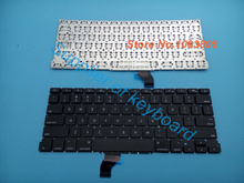 "NEW English keyboard For Apple Macbook Pro Retina 13"" A1502 Keyboard Replacement ME864 ME865 ME866 English Keyboard(China)"