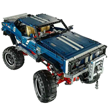 LEPIN 20011 technic series Super classic limited edition off-road vehicles Model Building blocks Bricks Compatible Toy 41999 - NanyToys Store store