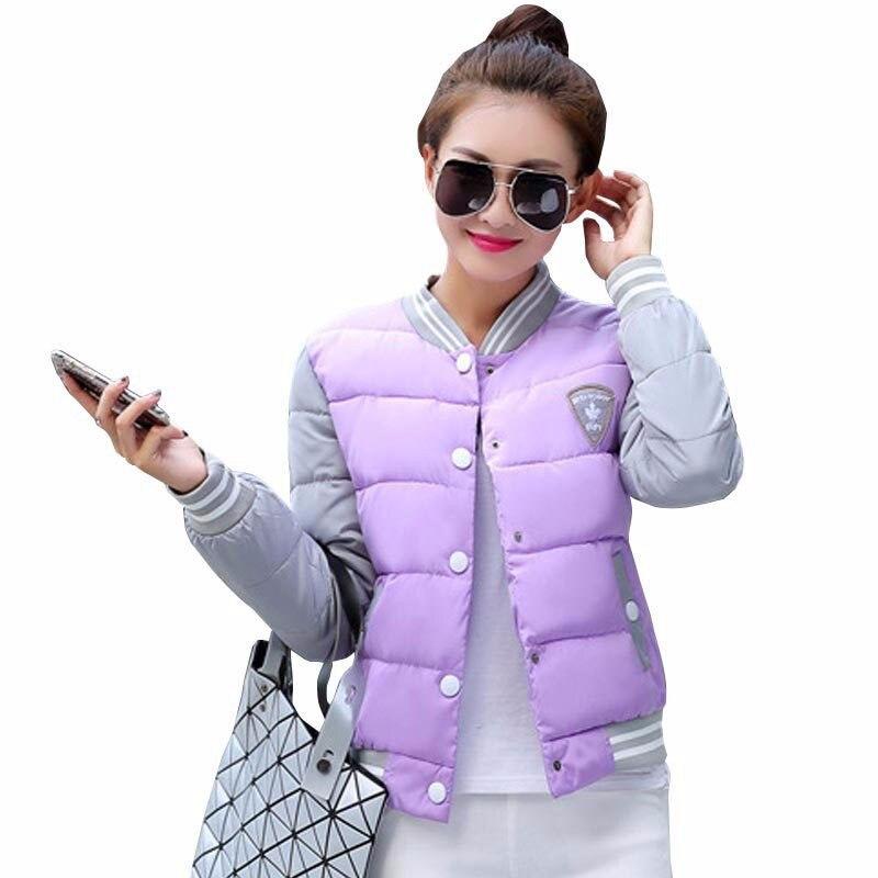 New Winter Jacket Women Korea Fashion Uniform Warm Jackets Winter Coat Women Cotton Female Parkas Womens Winter Jacket A86Одежда и ак�е��уары<br><br><br>Aliexpress