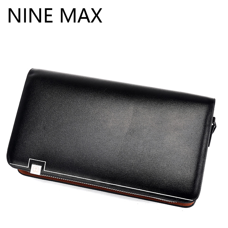 Feidika Polo Famous Brand High Quality Leather Men Clutch Bags Luxury Business Wallet Large Capacity Phone Case For Male<br><br>Aliexpress