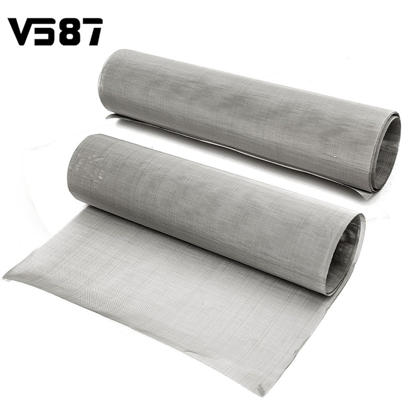 30x900cm 100 Mesh Woven Wire Sheet Cloth Stainless Steel Woven Wire Filter Screen Filter Sheet Colanders Strainers Kitchen Tools(China (Mainland))