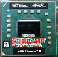 FREE SHIPPING CPU CHIPS AMD PHENOM II N620 HMN620DCR23GM A central processor cpu laptop Socket S1 2.8G 2M Dual core N 620