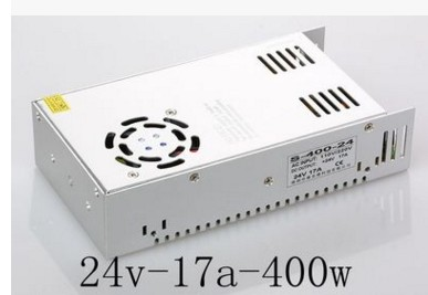 Automatic switching power supply 24v17a400w camera monitoring power supply automation equipment dedicated power supply<br>