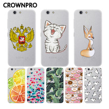 CROWNPRO ZTE Z10 Z 10 Soft TPU Case FOR ZTE Blade A512 Cover Silicone Colorful Print Back FOR ZTE Z10 Phone Protective Case