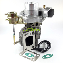 New universal turbocharger WT3T4 Compressor AR 0.60 Turbine A/R 0.63 Hybrid Water cold+_Oil Turbo(China)