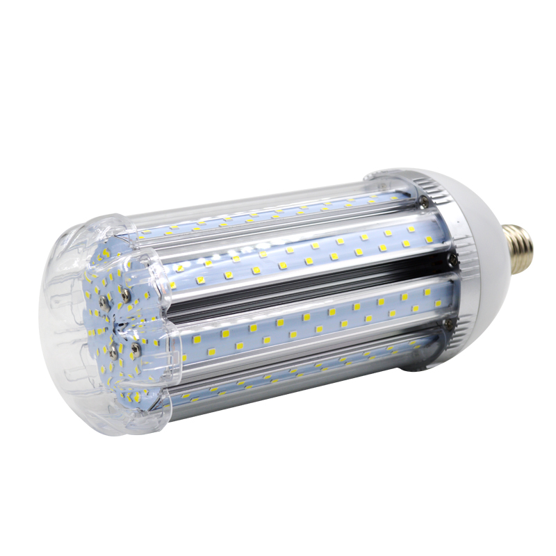 Bright LED Garden Bulb SMD 2835 Corn Lamp Aluminum Frame PC Hood Protection 30W 40W 50W <br>